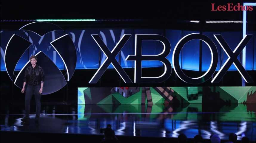 Illustration pour la vidéo Xbox One X, Mario + The Lapins Crétins… le point sur l'E3