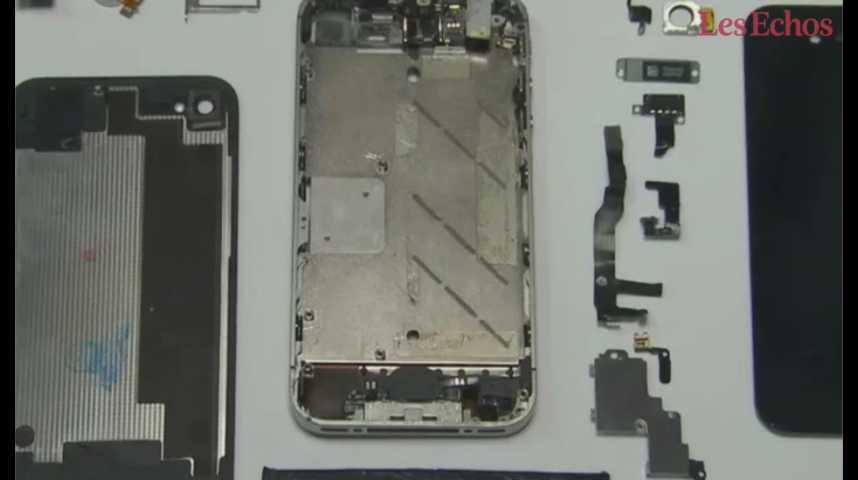 Illustration pour la vidéo Pourquoi l'iPhone 8 fait perdre 50 milliards de dollars à Apple en Bourse