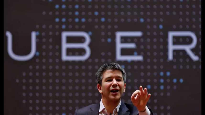 Illustration pour la vidéo Le PDG d'Uber contraint de lâcher les commandes du géant du VTC
