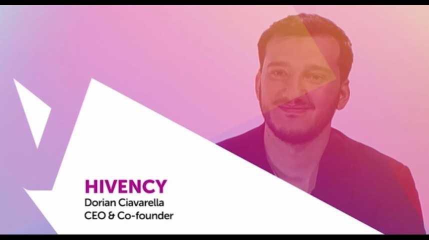 Illustration pour la vidéo Viva Technology - Le Groupe TF1 présente Hivency, plateforme de matching entre marques et influenceurs