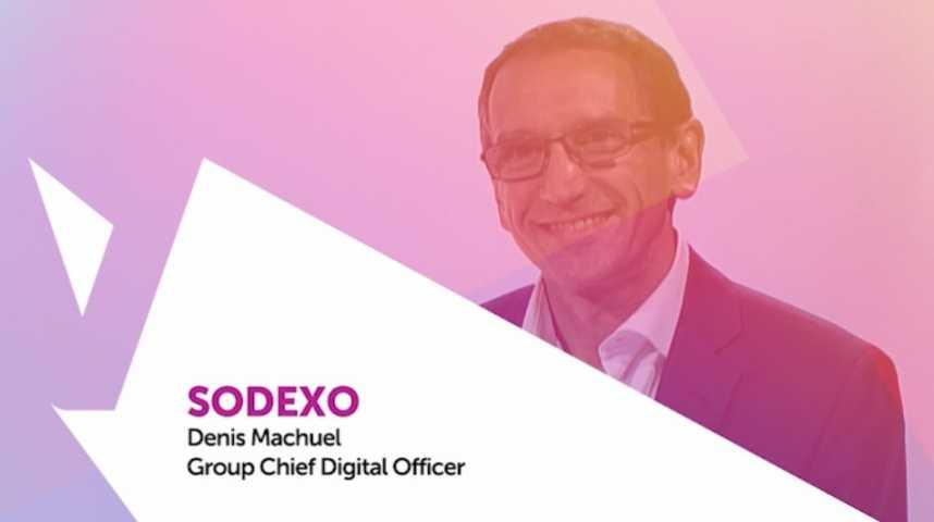 Illustration pour la vidéo Viva Technology - Sodexo réinvente la relation avec ses clients grâce à ses partenariats avec des incubateurs