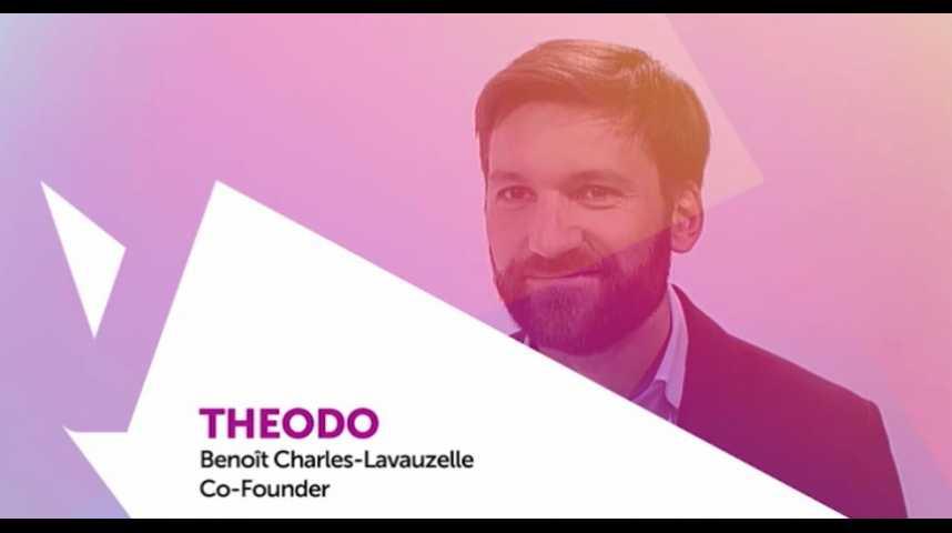 Illustration pour la vidéo Viva Technology - BNP Paribas présente Theodo, la start-up qui fait de l'agilité son maître-mot