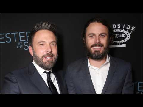 Affleck Brothers May Team For New Film
