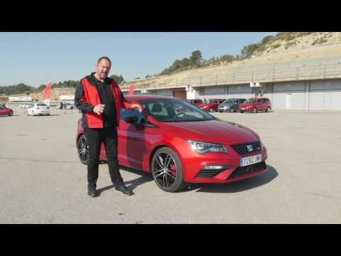 2017 Seat Leon Cupra 300 Review & Driving Report | AutoMotoTV