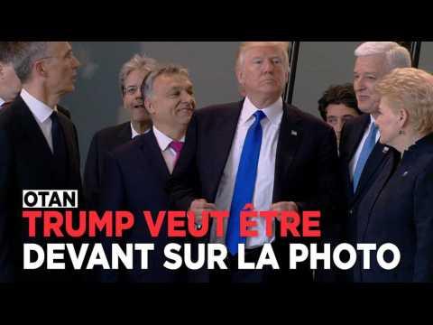 Otan : pour être devant, Trump bouscule le Premier ministre monténégrin