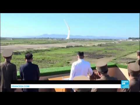 North Korea: Pyongyang fires short-range ballistic missile off Japan