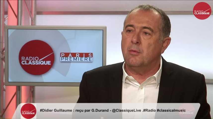 """Illustration pour la vidéo """"L'opposition frontale entre partis politiques doit laisser place à des projets communs"""" Didier Guillaume (11/05/2017)"""