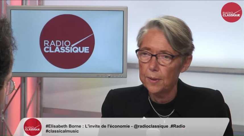 Illustration pour la vidéo « Le fait qu'Emmanuel Macron s'implique dans la candidature de Paris aux JO est indispensable » Elisabeth Borne (12/05/17)
