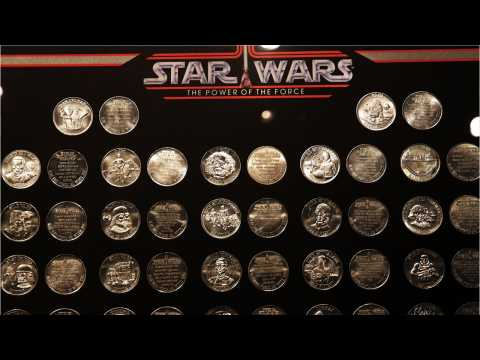 Star Wars Celebrates 40th Anniversary With Commemorative Coin