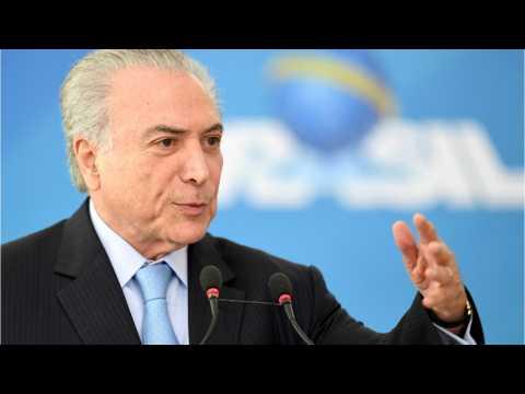 Brazil President Criticizes Testimony By JBS Executives