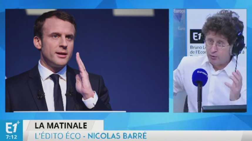 Illustration pour la vidéo Réforme du droit du travail : Macron entre dans le dur