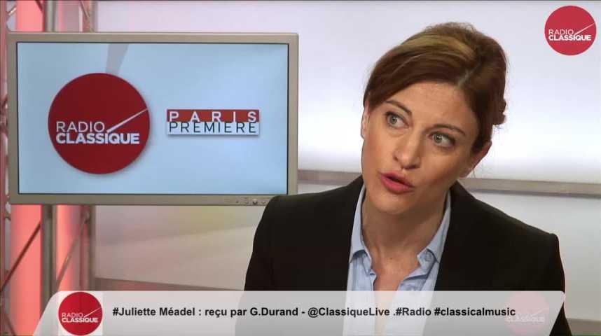 Illustration pour la vidéo « Le Parti Socialiste a besoin de changer profondément » Juliette Meadel (19/05/2017)