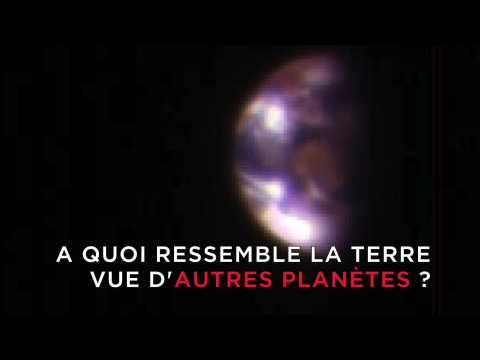 Voici à quoi ressemble la Terre vue d'autres planètes du système solaire