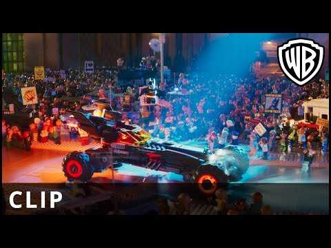 """The LEGO® Batman™ Movie - """"One Brick at a Time: Making The LEGO Batman Movie"""" Clip - Warner Bros. UK"""