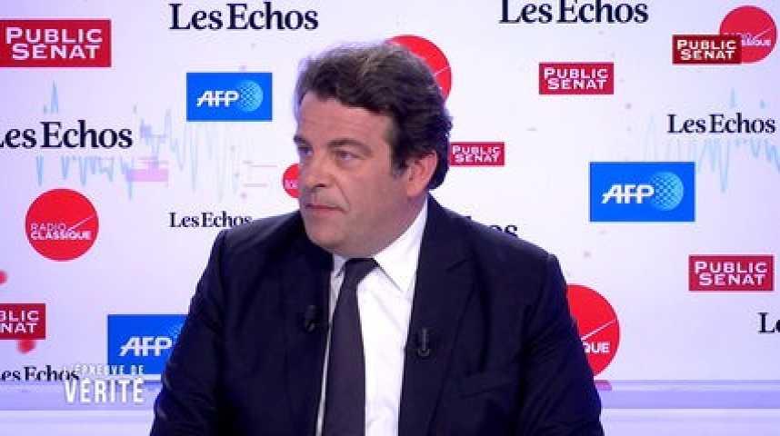 """Illustration pour la vidéo """"Je voterai toutes les réformes qui vont dans le bon sens"""", assure Thierry Solère"""