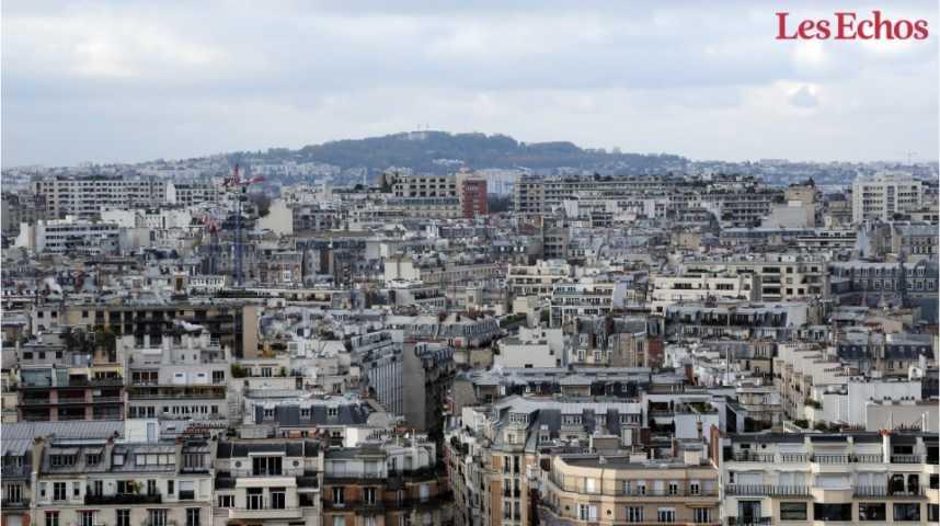 Illustration pour la vidéo Immobilier ancien : vers un nouveau record des prix à Paris