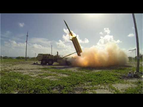 In Wake Of N Korean Threat, Pentagon Tests New Anti-Missile System