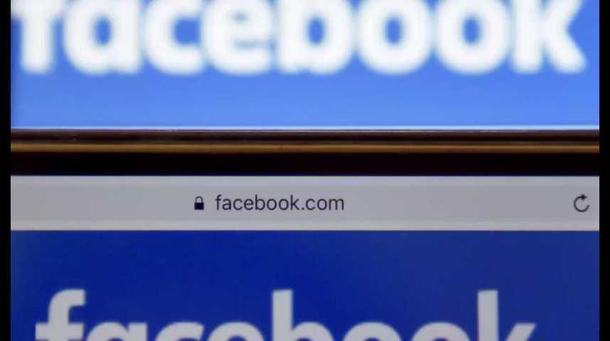 Illustration pour la vidéo Facebook débute l'année avec un bénéfice en hausse de 76%