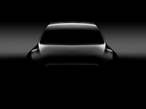 Tesla Reveals Latest Auto: Model Y
