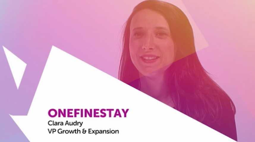 Illustration pour la vidéo Viva Technology - AccorHotels présente onefinestay qui vous offre le séjour dont vous rêvez