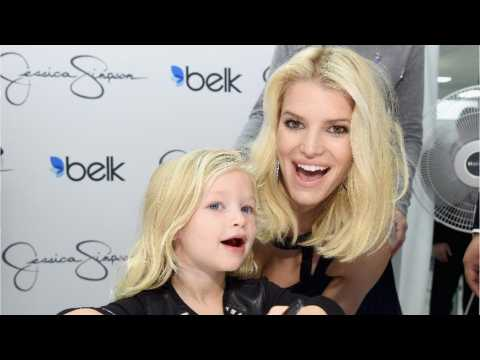 Jessica Simpson Blasted For Posting A Bikini Photo Of Her 5-Year-Old Daughter