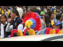 Football: Joy for Venezuela in U20 final vs England