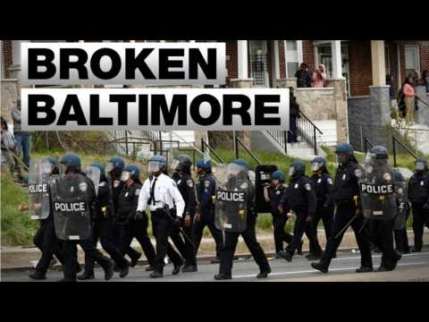 8th Member of Baltimore Police Unit Faces Racketeering Charges
