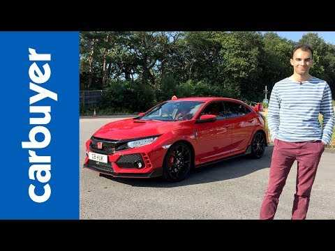 2018 Honda Civic Type R FK8 review – Nurburgring's front-wheel drive record holder driven - Carbuyer