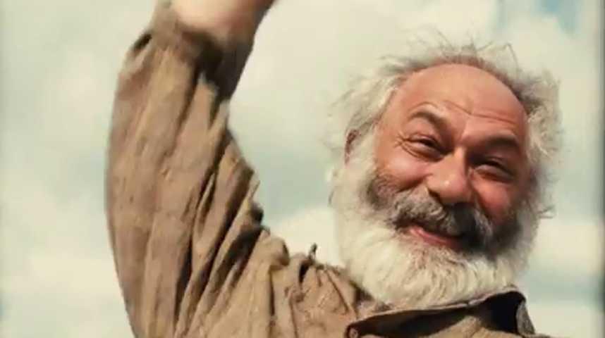 Le Scandale Paradjanov ou La vie tumultueuse d'un artiste soviétique - Bande annonce 1 - VO - (2013)