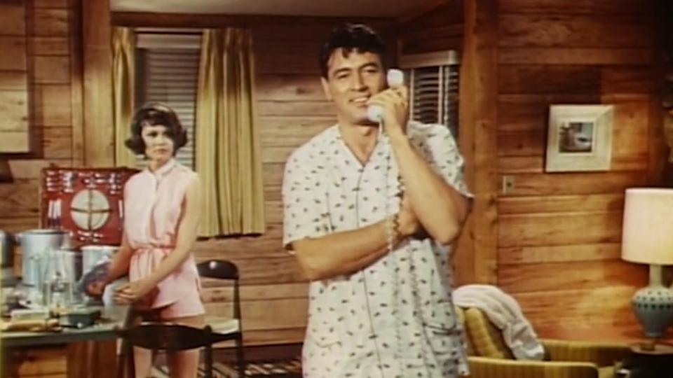 Le Sport favori de l'homme - bande annonce - VO - (1964)
