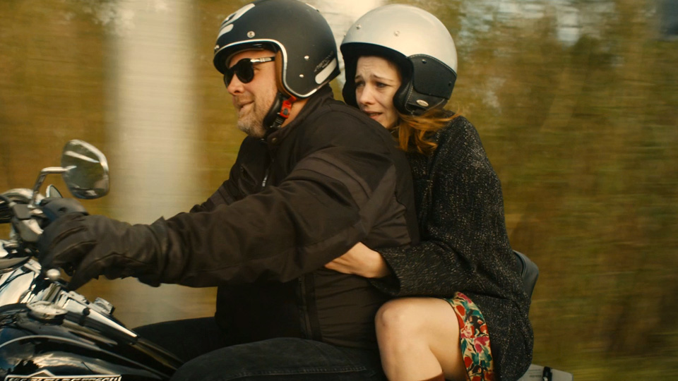 Mon âme par toi guérie - teaser - (2013)