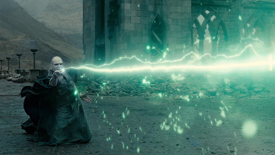 Harry Potter et les reliques de la mort - partie 2 - bande annonce - VOST - (2011)