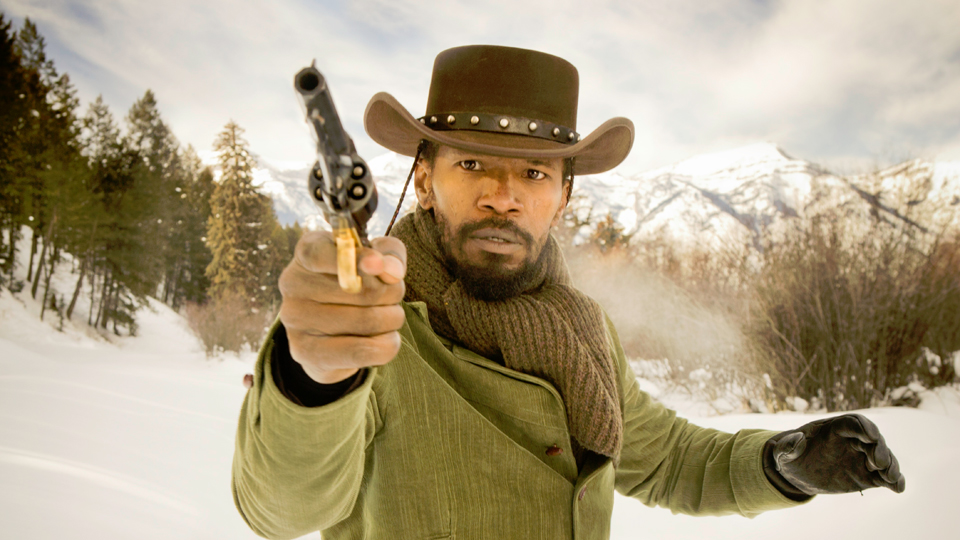 Django Unchained - bande annonce - (2013)