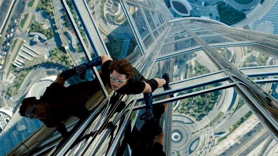 Mission : Impossible - Protocole fantôme - bande annonce - VOST - (2011)