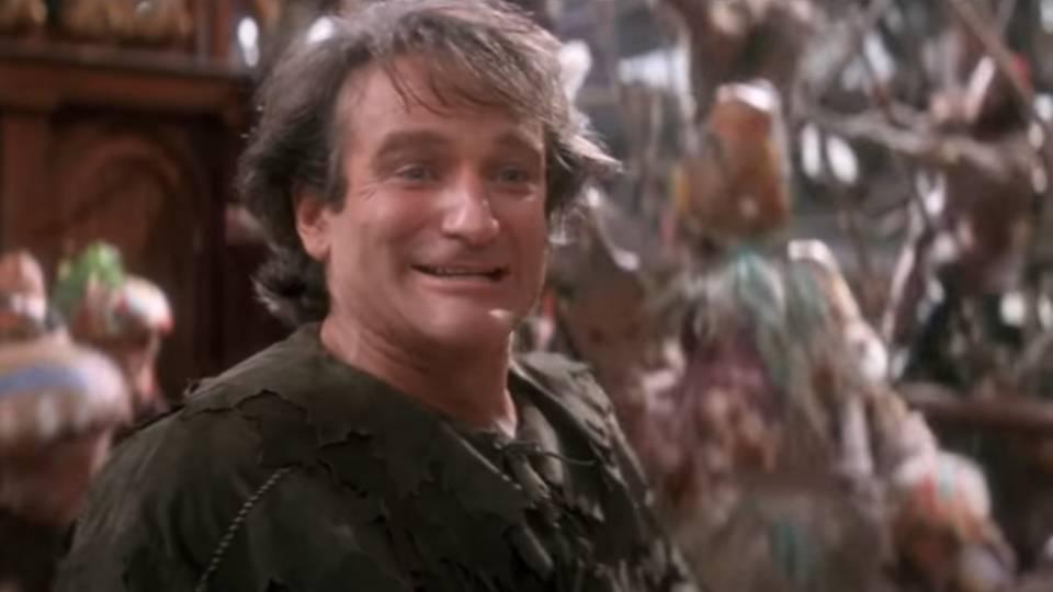 Hook ou la revanche du Capitaine Crochet - bande annonce - VO - (1992)