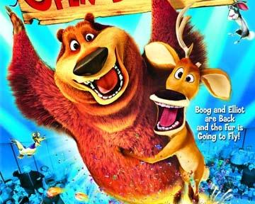 Les Rebelles de la forêt 3 - bande annonce - VO - (2010)