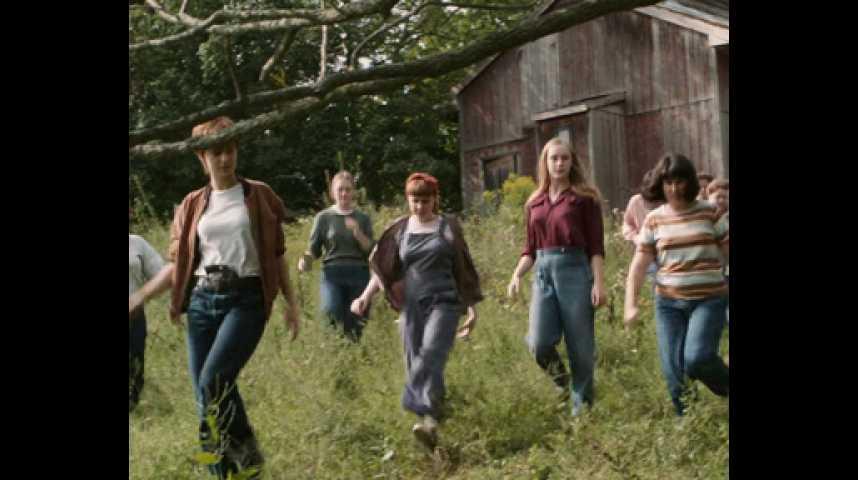 Foxfire, confessions d'un gang de filles - Bande annonce 4 - VO - (2012)