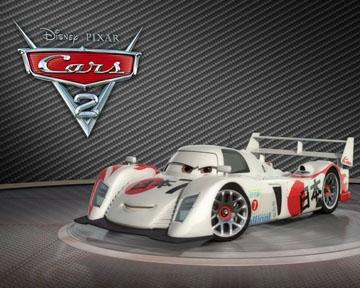 Cars 2 - teaser 8 - VF - (2011)