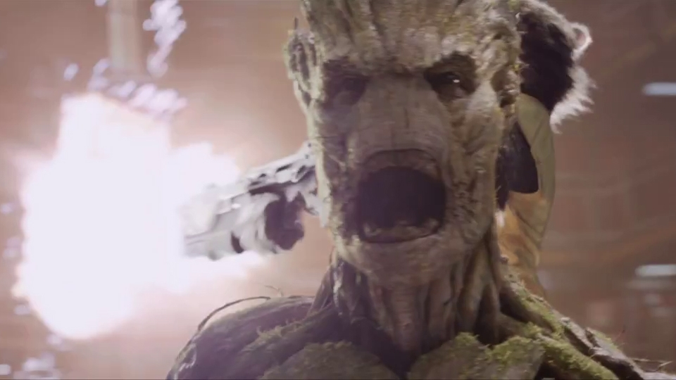 Les Gardiens de la Galaxie - teaser - VO - (2014)