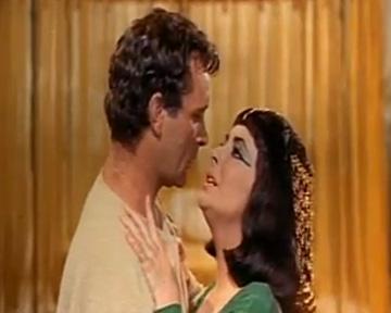 Cléopâtre - bande annonce - VO - (1963)