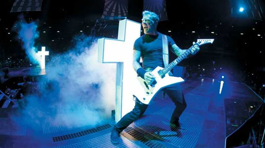 Metallica Through the Never - Bande annonce 1 - VO - (2013)