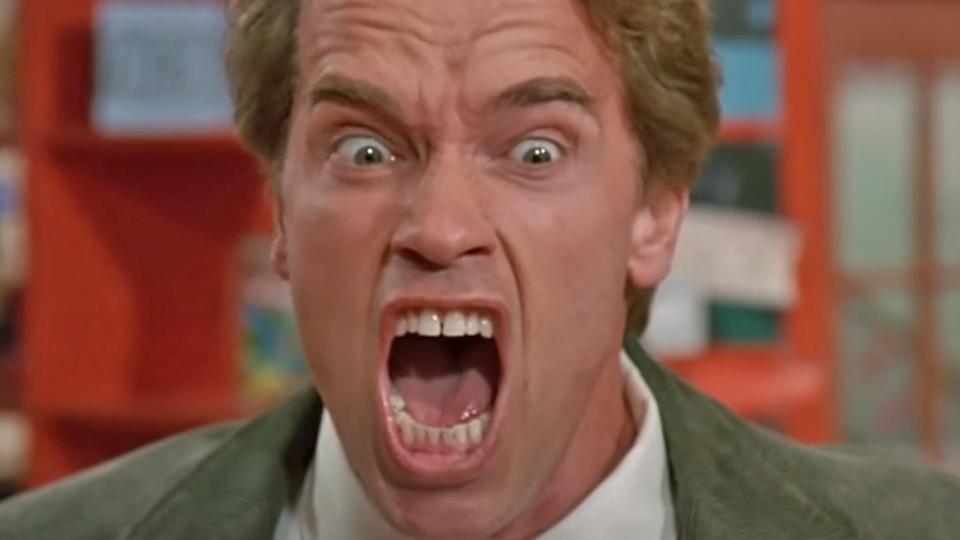 Un flic à la maternelle - bande annonce 2 - VOST - (1991)
