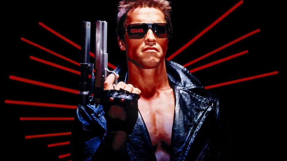 Terminator - bande annonce - VO - (1985)
