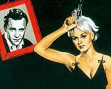 L'Inquiétante dame en noir - bande annonce - VO - (1962)