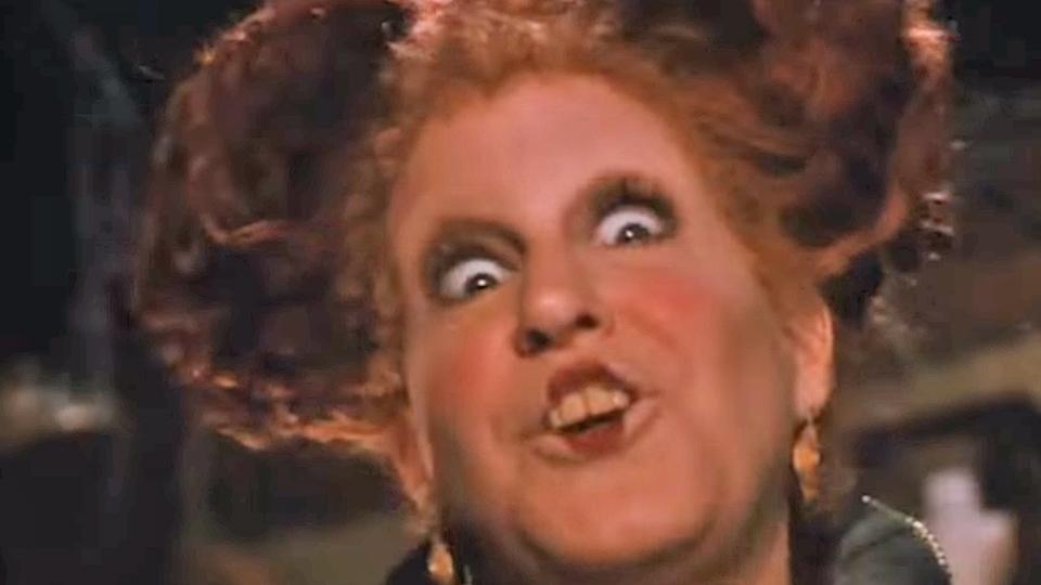 Hocus Pocus : Les trois sorcières - bande annonce - VO - (1994)
