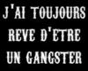 J'ai toujours rêvé d'être un gangster - bande annonce - (2008)