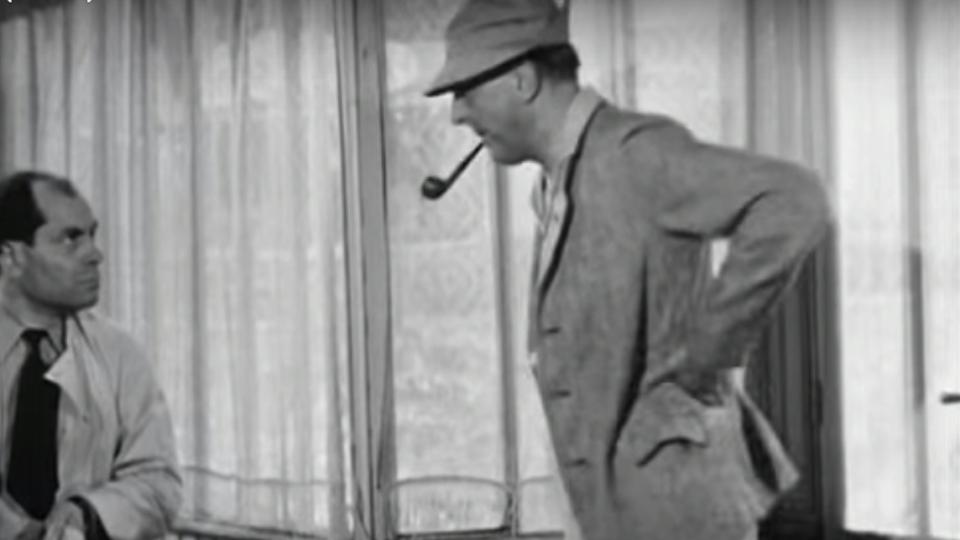 Les vacances de Monsieur Hulot - bande annonce - (1953)