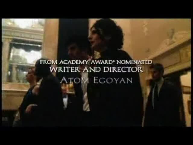 Ararat - bande annonce - VOST - (2002)
