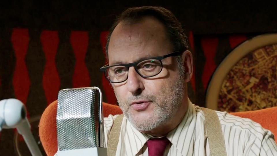 Benoît Brisefer : les Taxis Rouges - bande annonce - (2014)