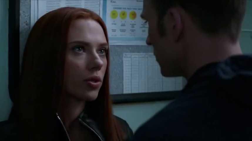 Captain America, le soldat de l'hiver - Teaser 15 - VO - (2014)